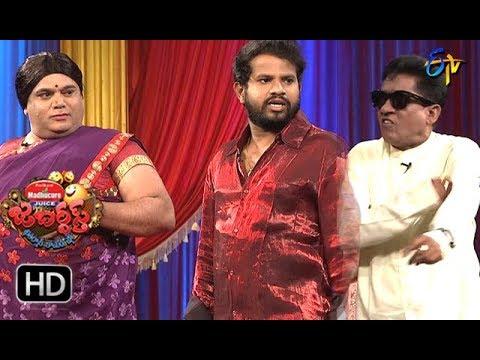 Hyper Aadi, Raijing Raju Performance   Jabardasth   22nd February  2018    ETV  Telugu