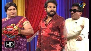 Hyper Aadi, Raising Raju Performance | Jabardasth | 22nd February  2018  | ETV  Telugu