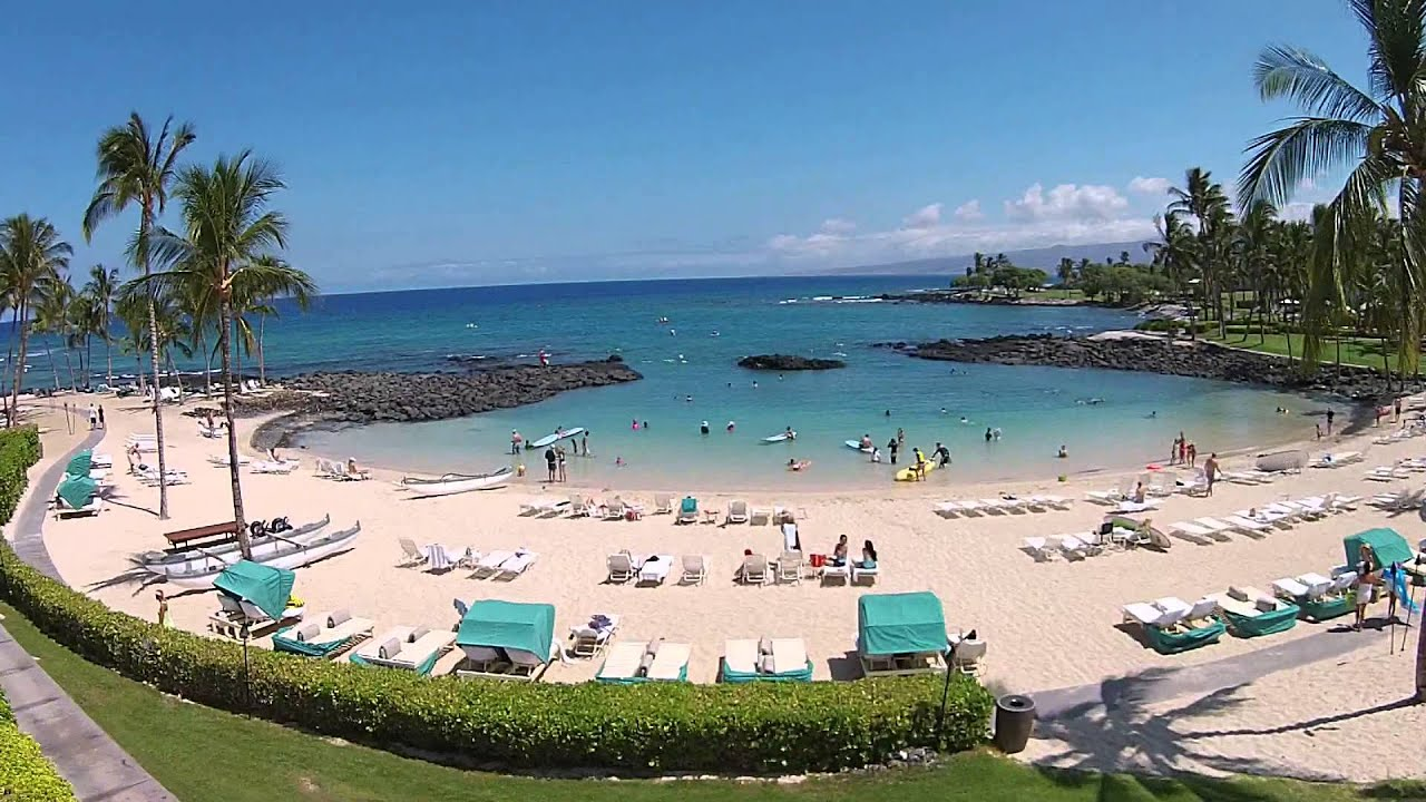 Pauoa Beach Hawaii Drone Video You