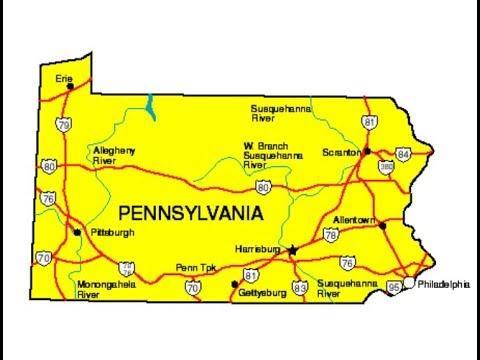 Top 5 Best Counties in Pennsylvania