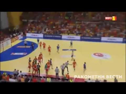 МАКЕДОНИЈА - Грција 35-23 [Цел натпревар]