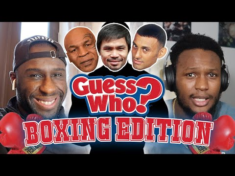 Can YOU 'Guess The Fighter?!' Round 1 (RIL & WILLS Clips) - VIDDAL