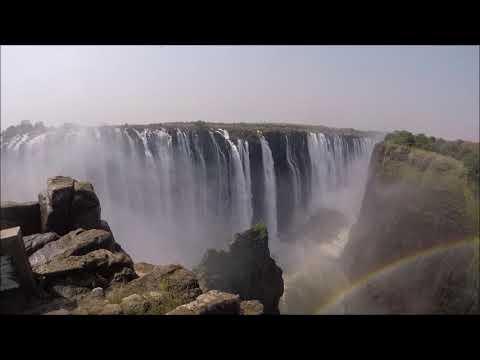 201808 Victoria Falls #G01 Zimbabwe Side
