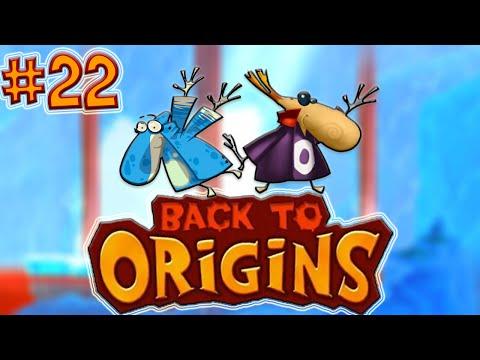 THE DOPPELGANER TENSIES| RAYMAN LEGENDS BACK TO ORIGINS PART 22