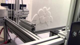 Hot Wire CNC Foam Cutter - Preview