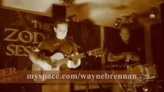 Wayne Brennan - Peace In Your Mind (Zodiac Sessions, Ireland