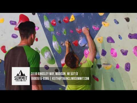 Summit Strength & Fitness | Climbing For Life | 30 seconds