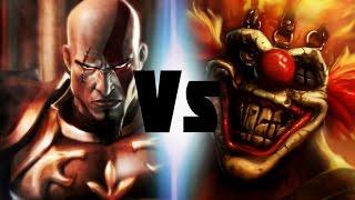 Kratos Vs Sweet Tooth (Rap Battles Of Video Games All-StarsSeason 2)