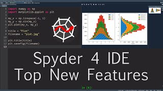 Top New Features in Spyder 4 IDE -- The Scientific Python Development Environment Thumb