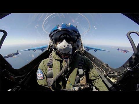 Les ambassadeurs de l'armée de l'air