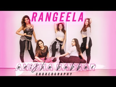 Rangeela   Anisha Babbar Choreography   BollyHeels