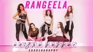 Rangeela | Anisha Babbar Choreography | BollyHeels
