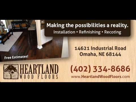 Heartland Wood Floors - Heartland Wood Floors - YouTube