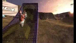 MX vs Atv Untamed Playstation 3 Gameplay