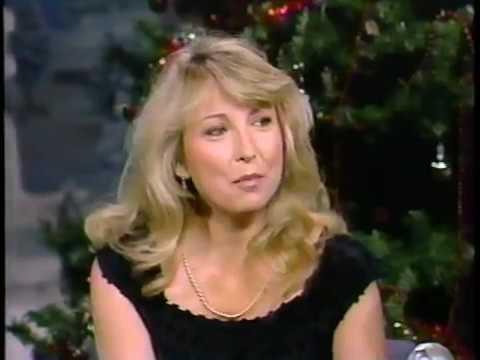 12 25 1987 Letterman Connie Chung Teri Garr David Sanborn Ted Nugent Bobby Rahal