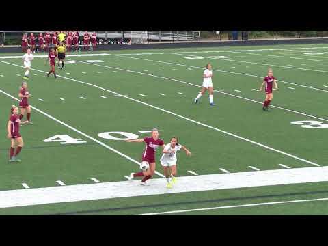 Arlington High School Girls Soccer vs Notre Dame (Hingham), September 9th, 2018