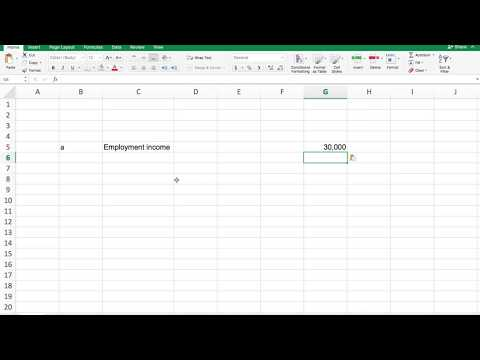 Calculating net income for tax purposes- tax 3_5