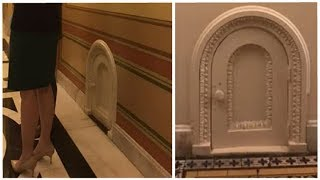 There Are Elf Doors in the Capitol Hill Building