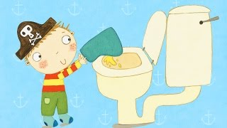 Pirate Pete's Potty | Potty Training Video For Toddlers | Story Time
