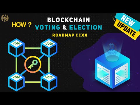How Blockchain Will Be Using In Voting System?| Counos X