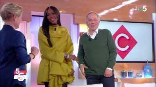 Скачать Fabrice Luchini Rencontre Naomi Campbell C à Vous 04 03 2019