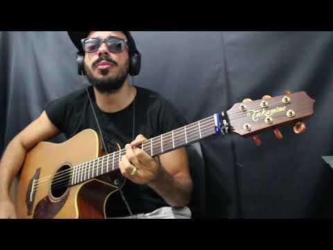 JP Oira  Atrasadinha  Violão Cover  Felipe Araújo feat Ferrugem