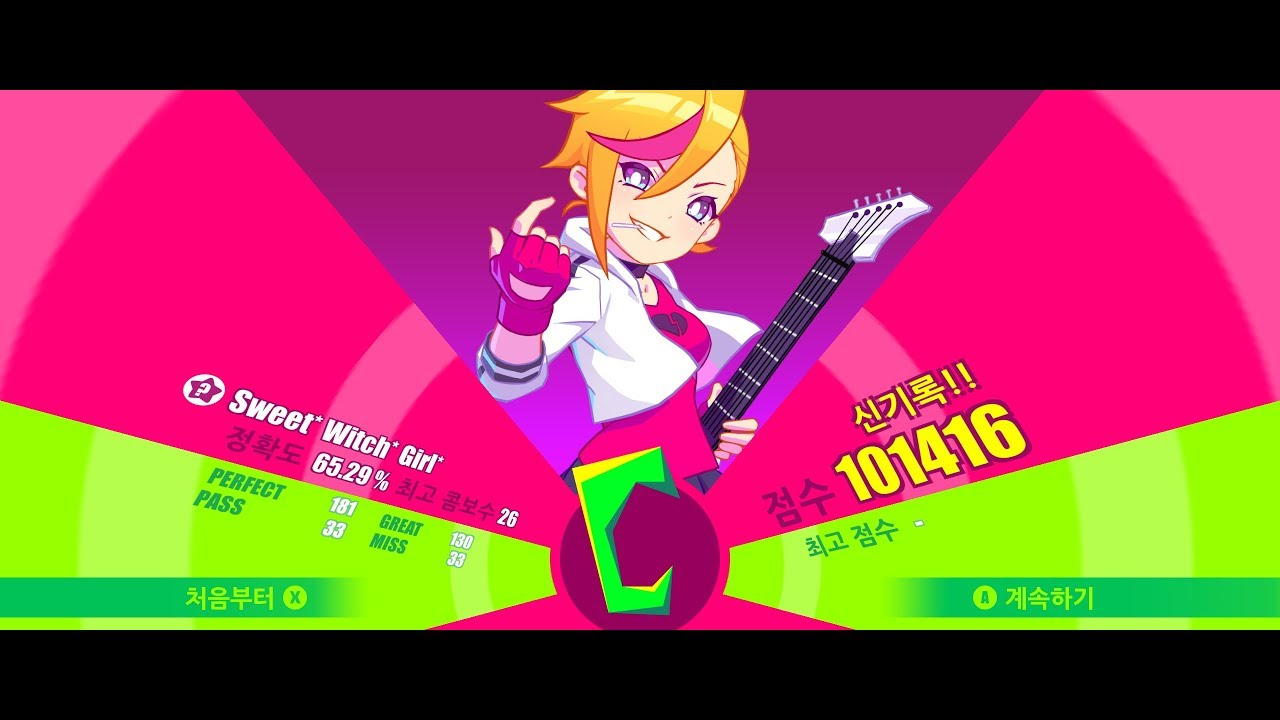 Muse Video Game