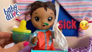 Baby Alive Mix My Medicine Afternoon Routine
