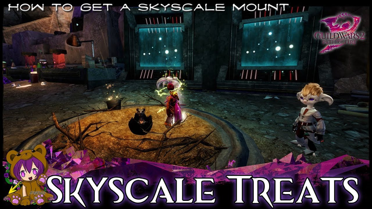 GW2 Skyscale Mount: Skyscale Fever Collection (part 3) by