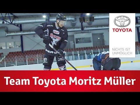 Weltmester Trifft -  Moritz Müller  Team Toyota
