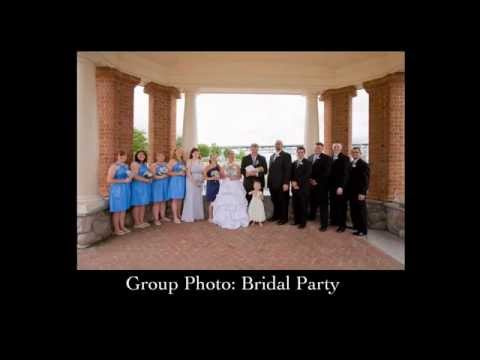 Wedding Photography Must Have Photo List