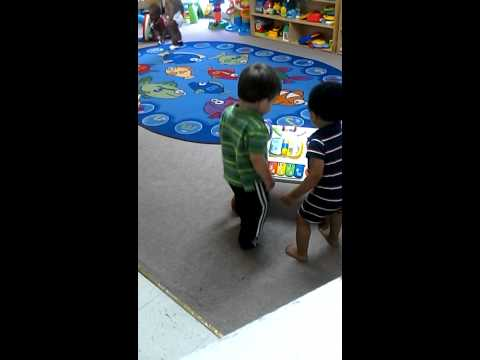 first day of daycare 2
