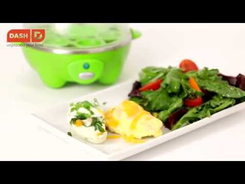 Dash Go Rapid Egg Cooker Instructional Video