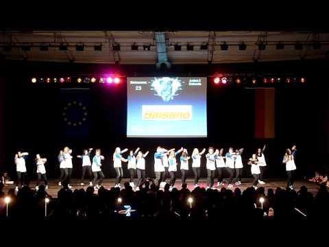Liquid Beatz - Deutsche Meisterschaft Video Clip Dancing 2012 In Ludwigshafen Tanzschule TS Balsano