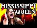 Mississippi Queen - Leslie West - Mountain - Ft Kayla Reeves - Ken Tamplin Vocal Academy