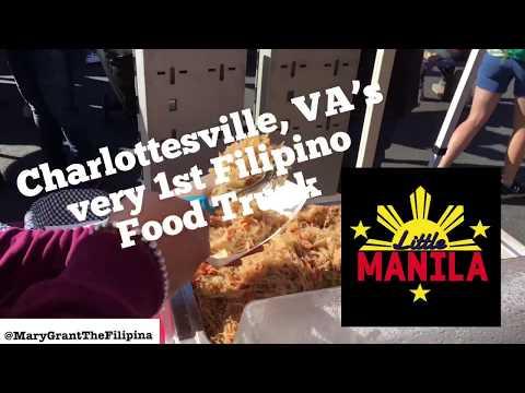 Little Manila - Filipino Food Truck in Charlottesville, Virginia