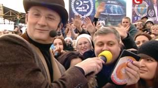 Караоке на майдане в Киеве - Выпуск 834 - 04.01.2015 - Часть 1