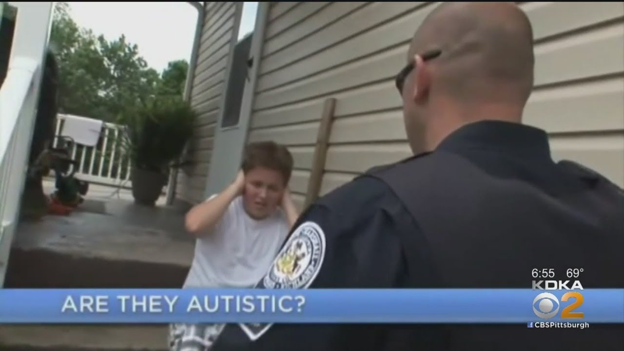 Pittsburgh-Area Officer With Sons On Autism Spectrum Helping Police Learn More About Disorder