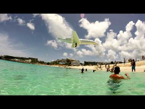 Royal Caribbean - St.  Maarten, Airplane and Maho Beach Excursion - 7/16/17 - Planes & Snorkel