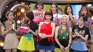 Video JISOO X SNSD (Inkigayo 170813) download MP3, 3GP, MP4, WEBM, AVI, FLV Agustus 2017