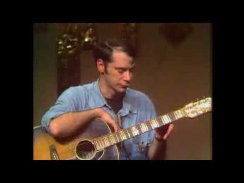 john fahey interwiew about his bacon and day  guitar and open tuning