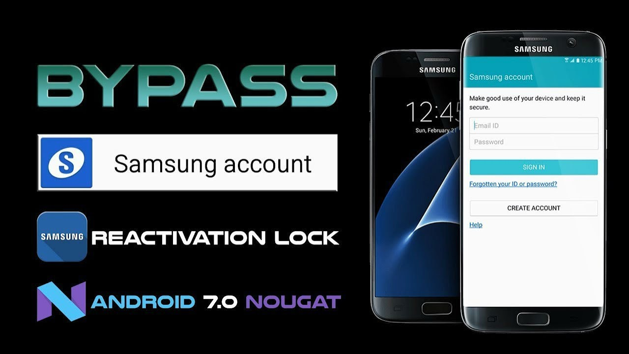 Bypass Reactivation Lock Verizon 7 1 1 - Bypass Samsung Account SM-G920V  7 1 1 2018