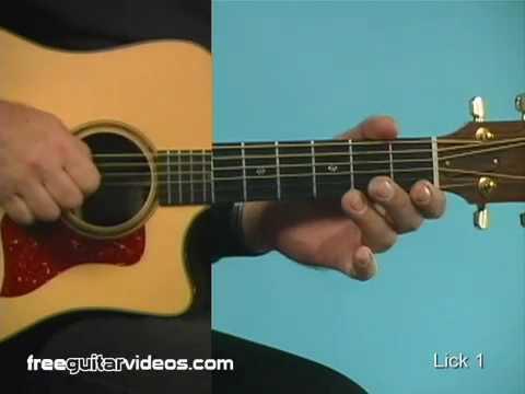 Guitar Lesson: Lightnin' Hopkins Style Licks