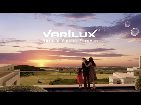 Only Varilux Lenses are Designed with W.A.V.E. Technology