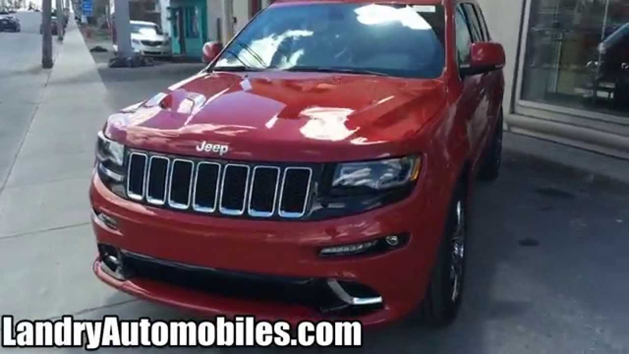2015 jeep grand cherokee srt8 red prm for sale youtube 2015 jeep grand cherokee srt8 red prm for sale sciox Images