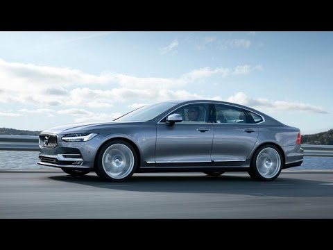 2016 Volvo S90 Review Rendered Price Specs Release Date