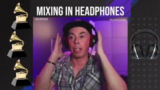 Mixing Tips In Headphones with Luca Pretolesi