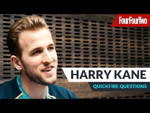 Harry Kane | Quickfire Questions