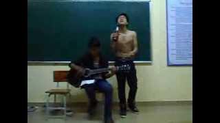 ĐÔI CHÂN TRẦN (bựa vi sần) - MASTA C (guitar K'Lin)