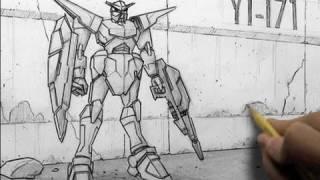 "How to Draw Mecha/""Gundam-Like"" Characters"